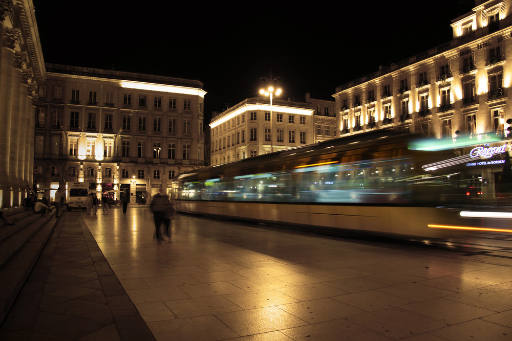 Tram By Night