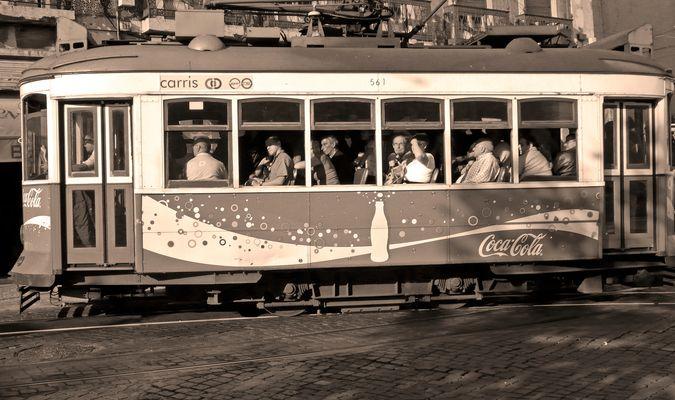 Tram Lisboa