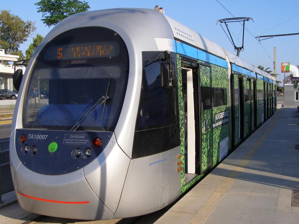 Tram of Athens