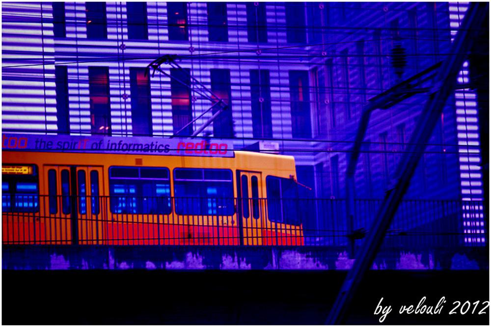 Tram startet am SBB