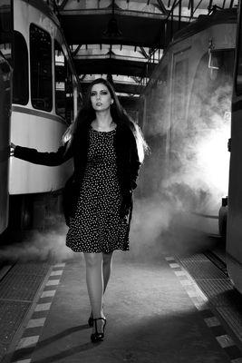 ..::Tram-Station::..