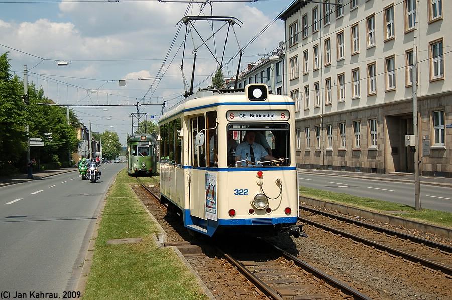 Tramkorso in Geleenkirchen