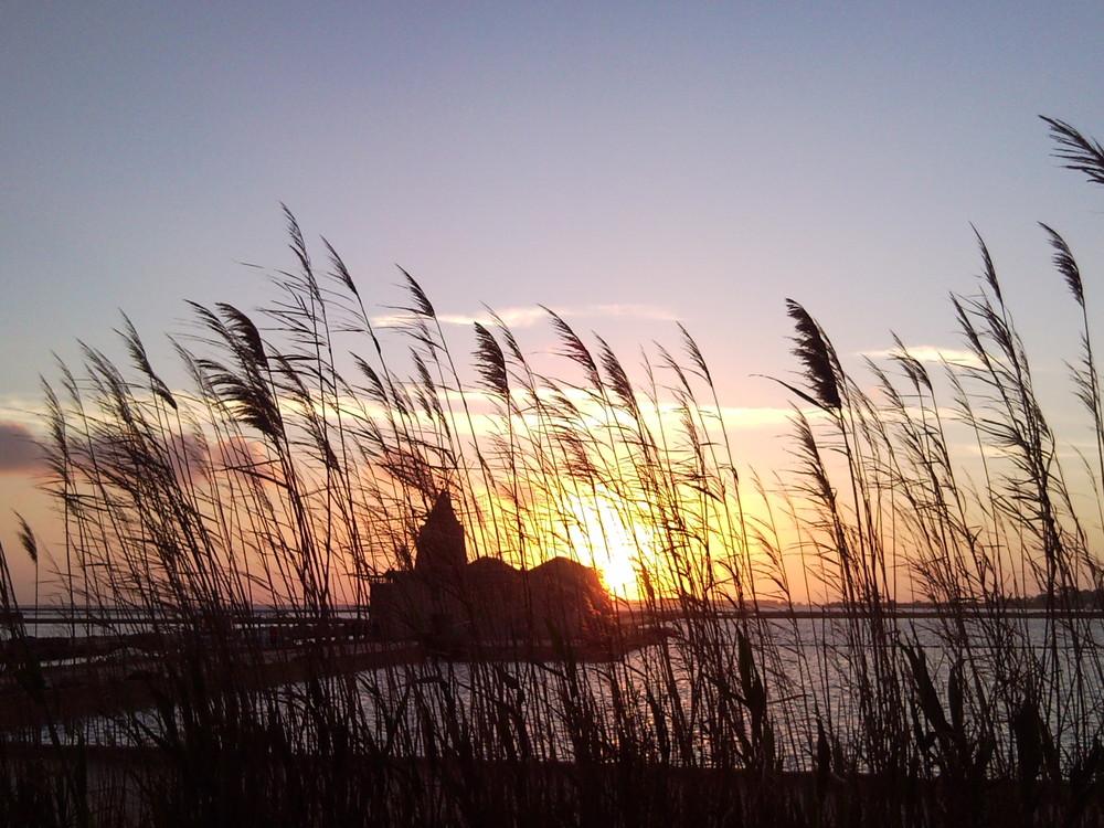 tramonti allo stagnone
