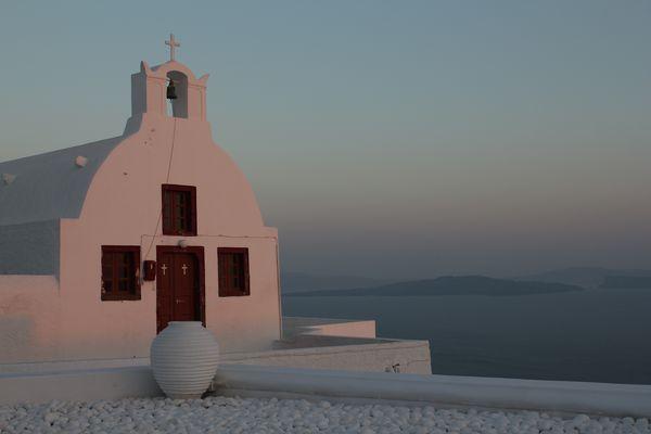 tramonto a oia...santorini