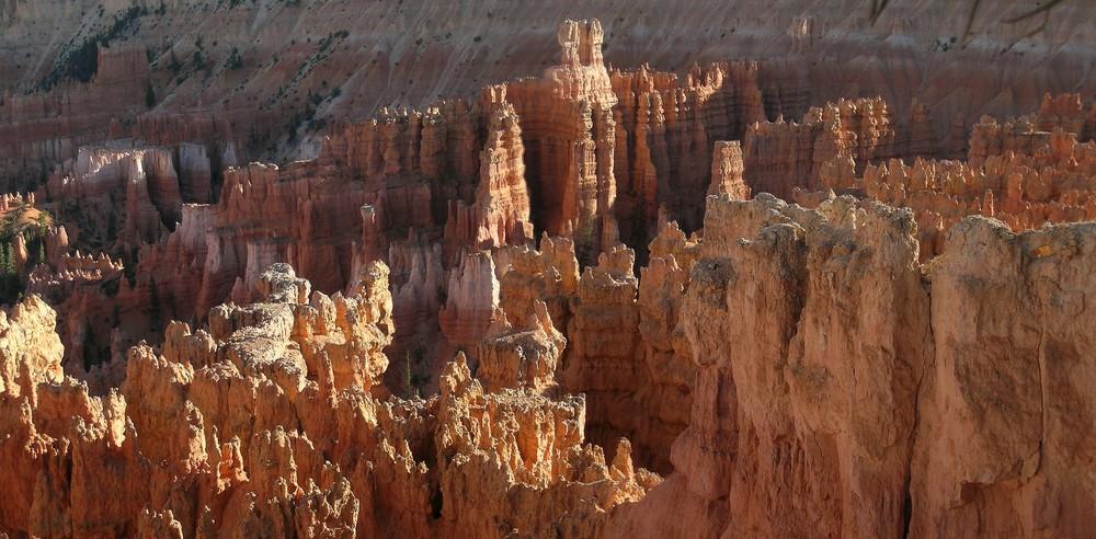 Tramonto al Bryce Canyon