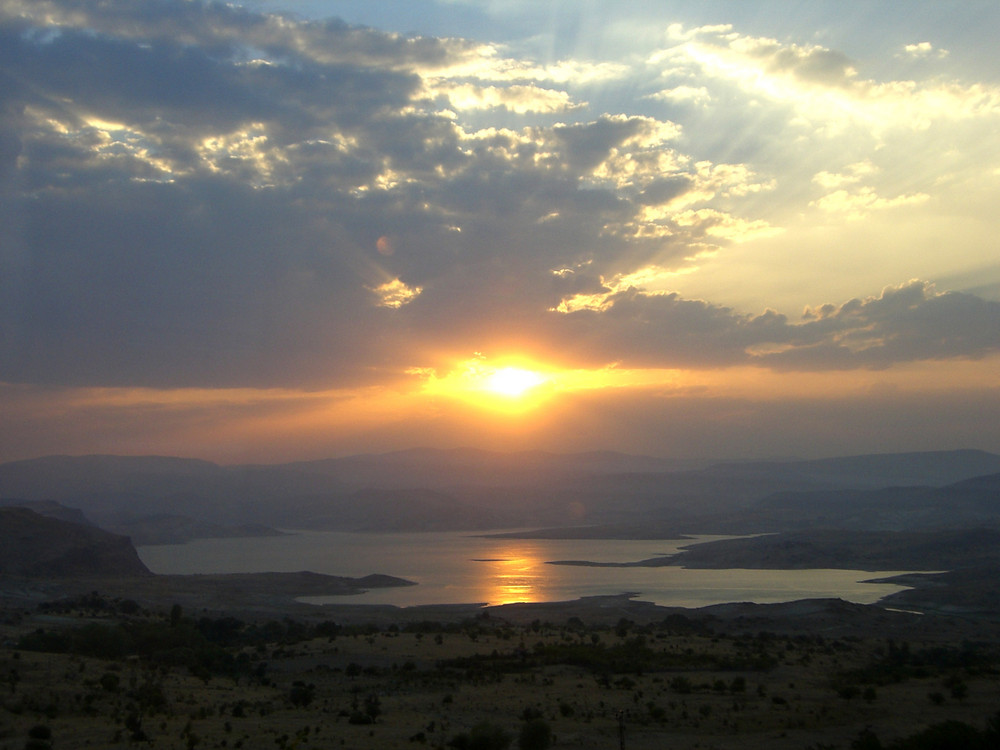 tramonto anatolico
