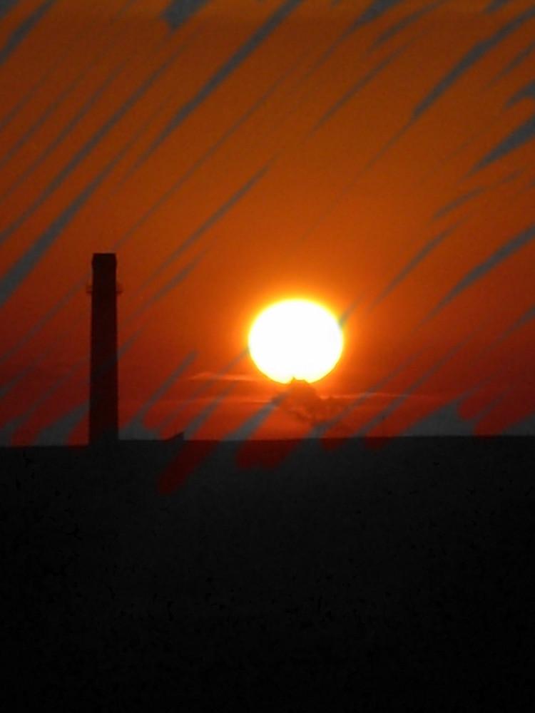 tramonto artistico in yambol