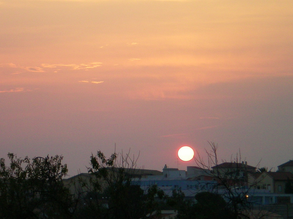 tramonto augusta