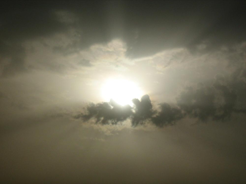 tramonto di fine giugno di un principiante...