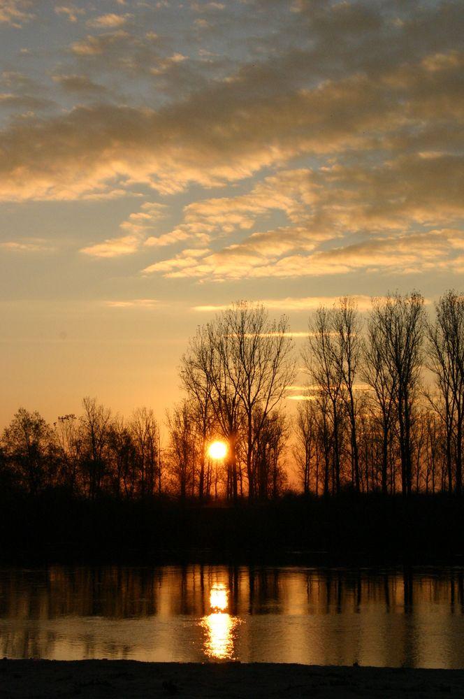 tramonto di sogno by Eugen  Tudor