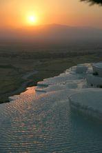 tramonto in vasca