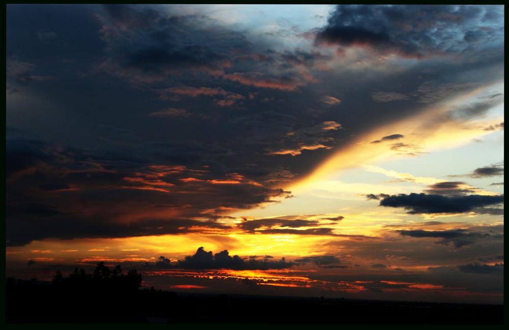 ..........................tramonto ...noiar .............