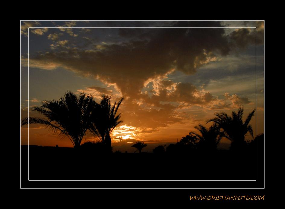 tramonto sharm