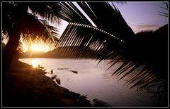 Tramonto sul Mekong......Laos