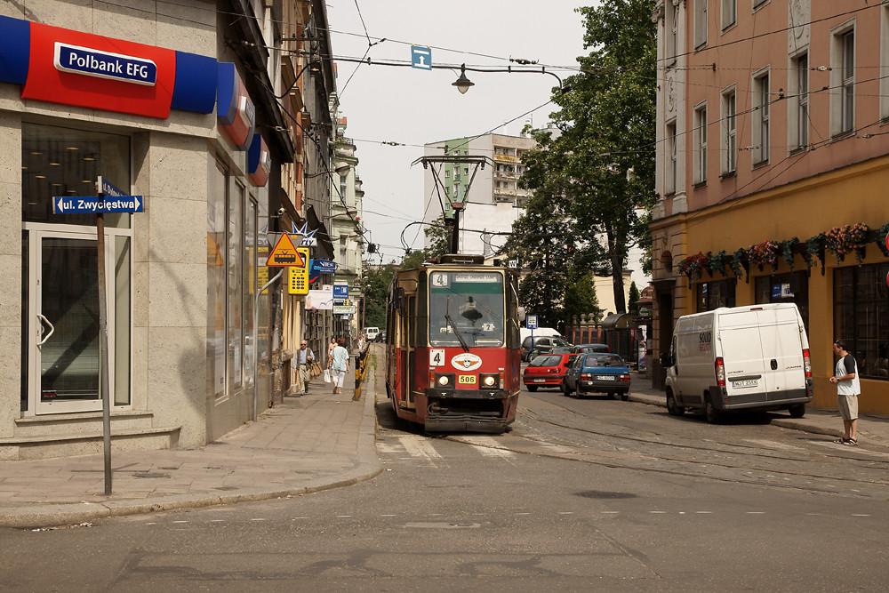 Tramwaje Slaskie (GOP)