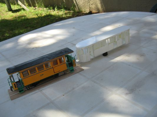 tramway de valenciennes(petite et grande remorque)