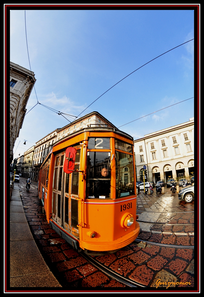 Tramway Milanais