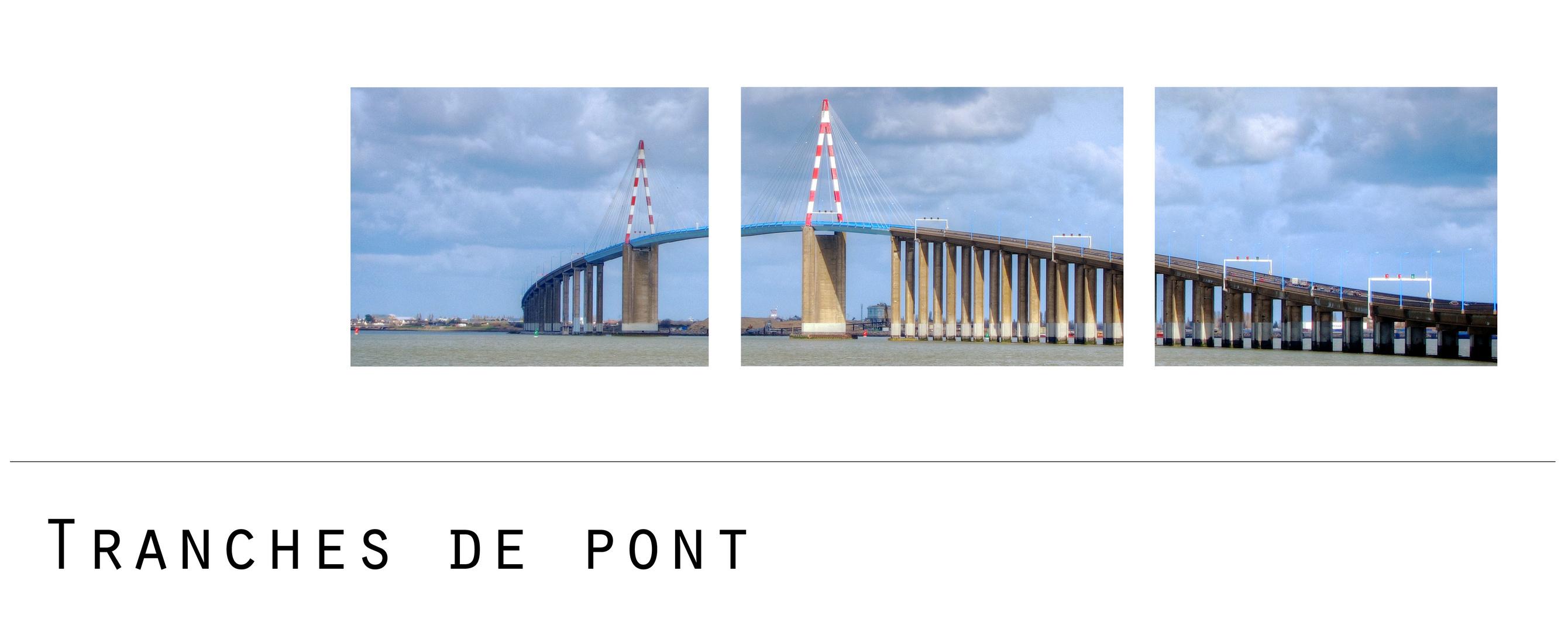 Tranches de pont