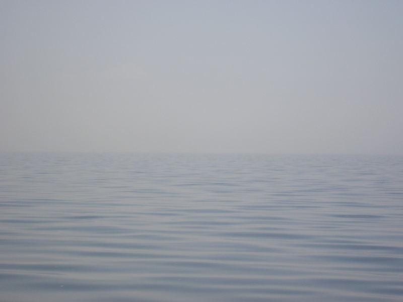 Tranquility: Uroomieh Lake, West Azerbaijan, Iran