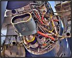 Transall C 160 Motor