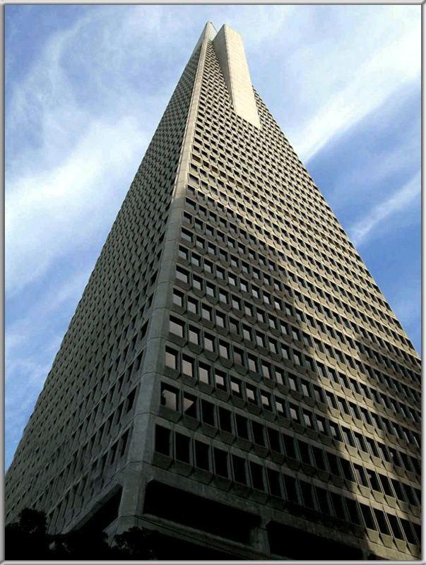 Transamerika-Pyramide in San Francisco