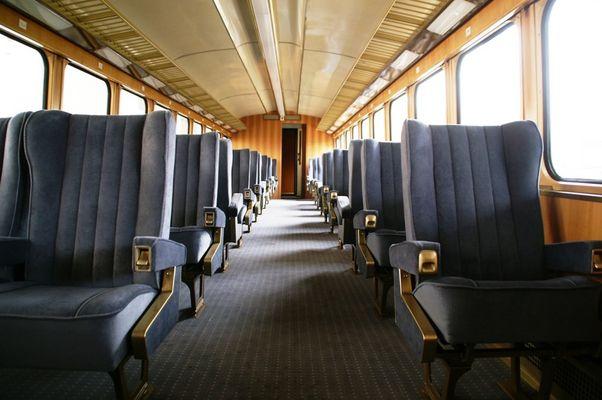 TransEuropExpress - VT 610 - Großraumwagen