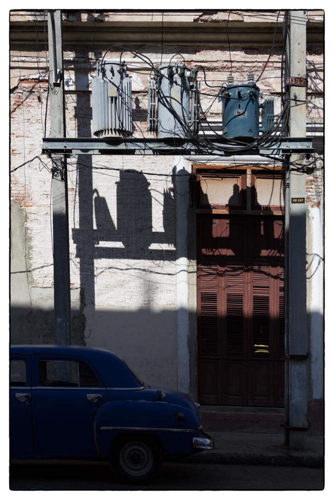 Transformatoren-Schatten