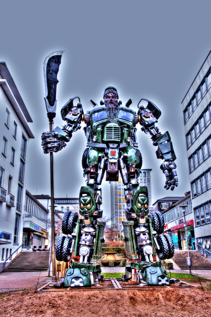 Transformer surreal