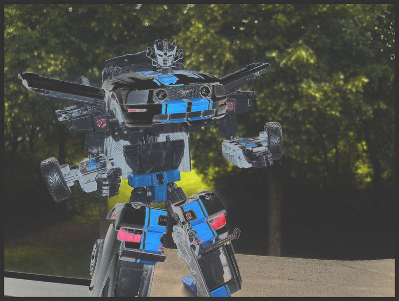 Transformers are back