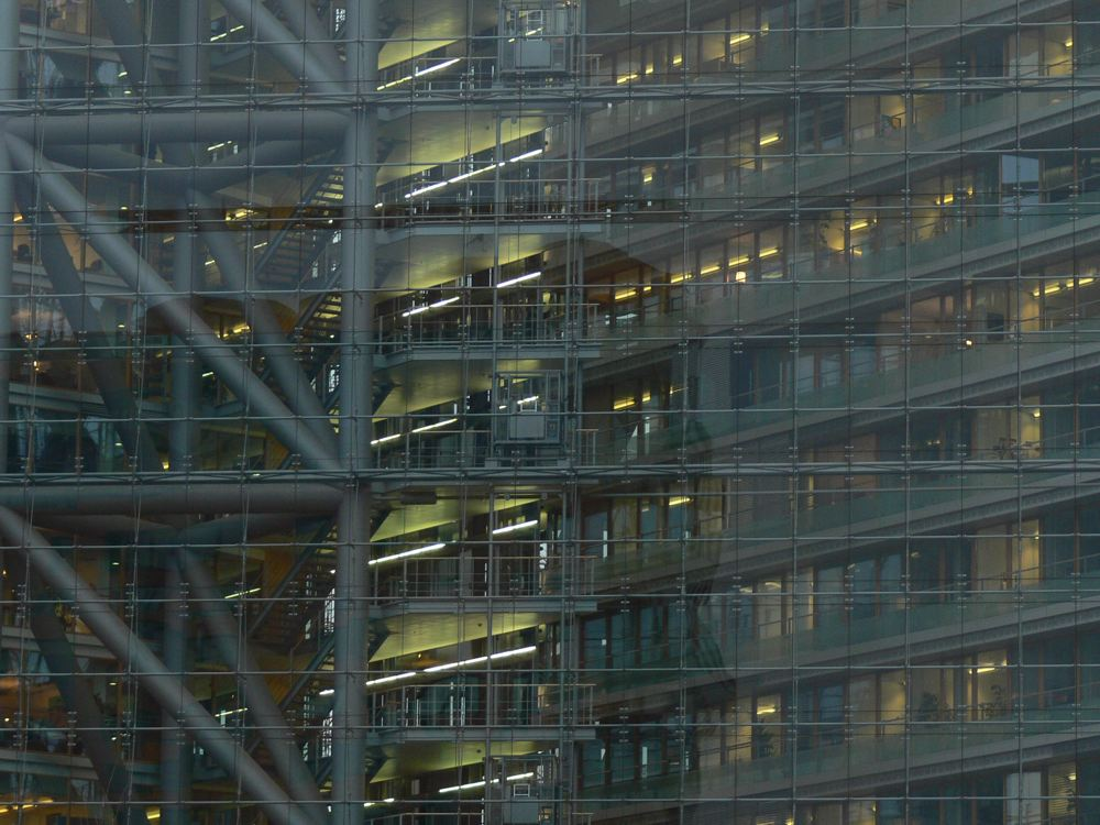 Transparenz am Arbeitsplatz