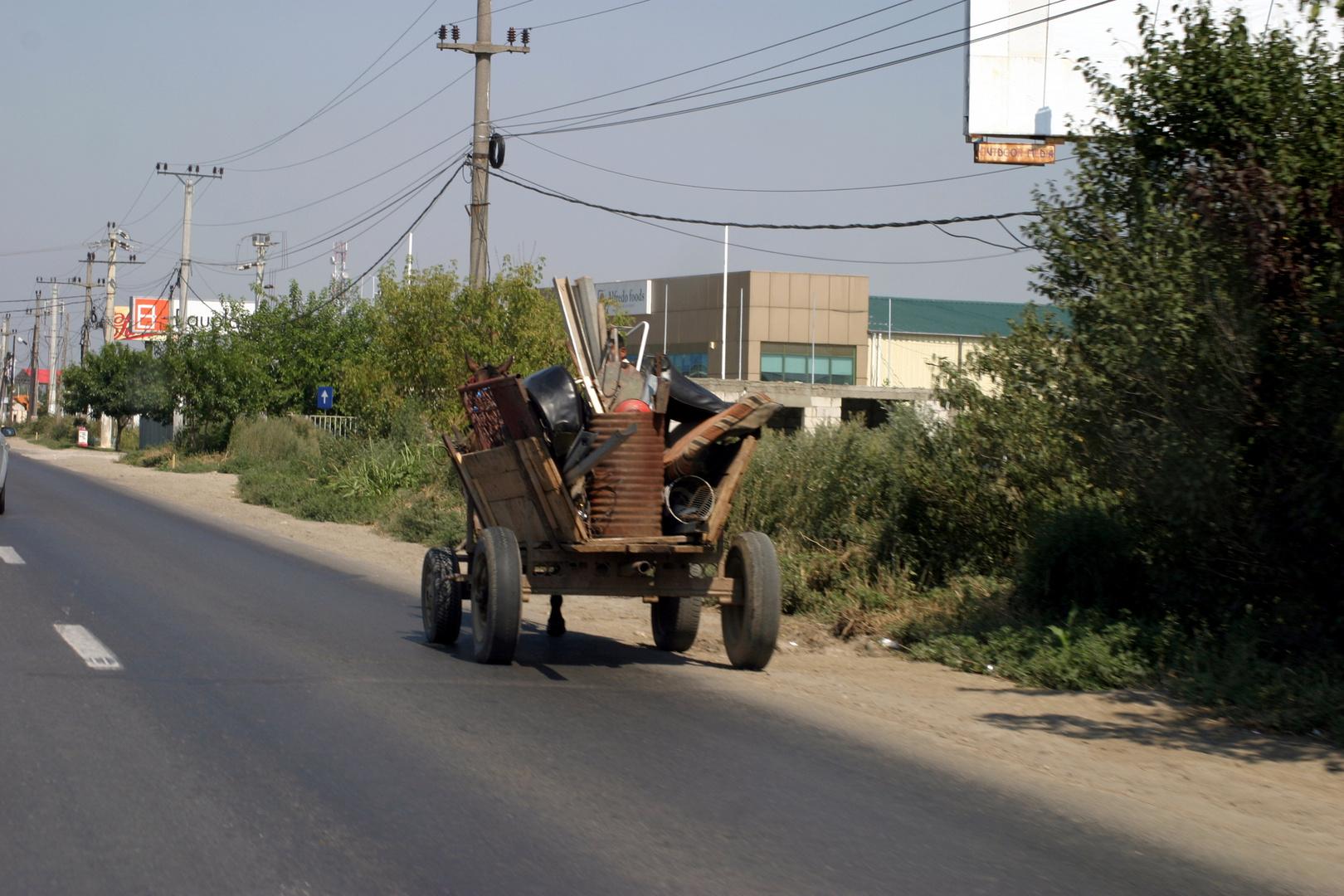 Transport Romania