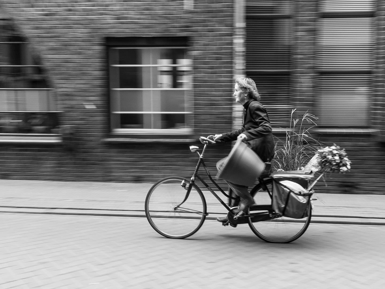 Transportmittel Fahrrad