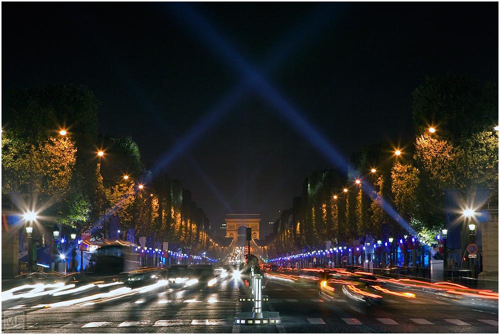Transports de nuit à Paris