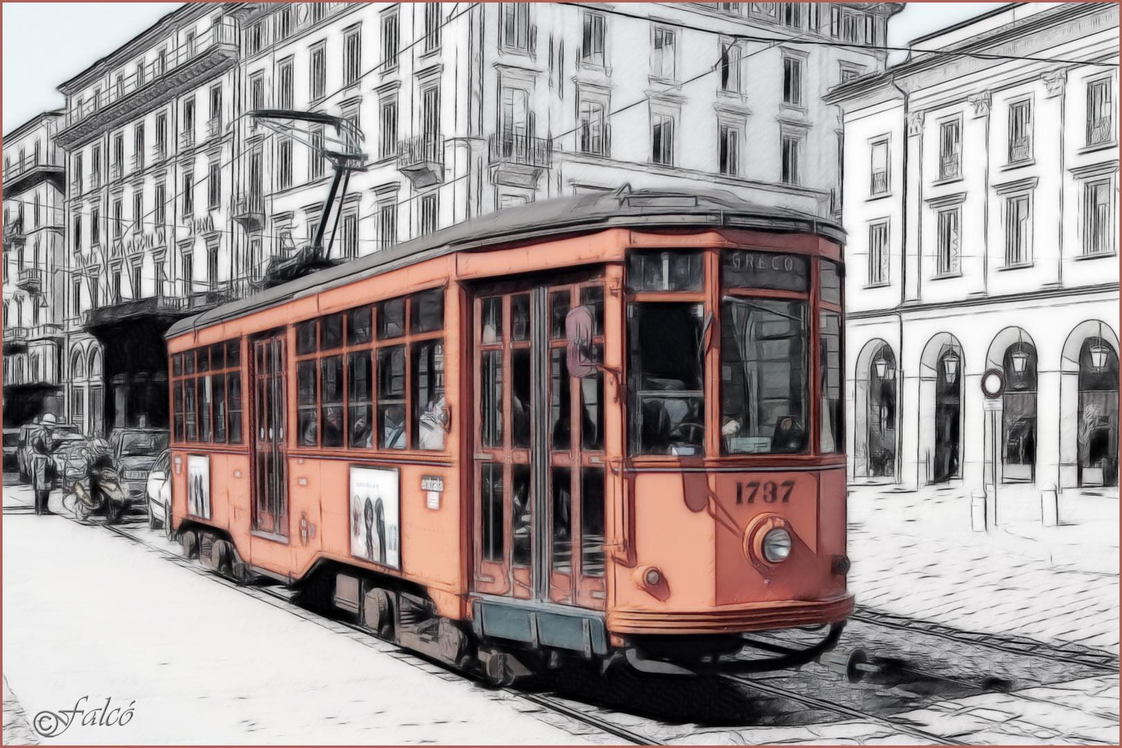 Tranvía 1737