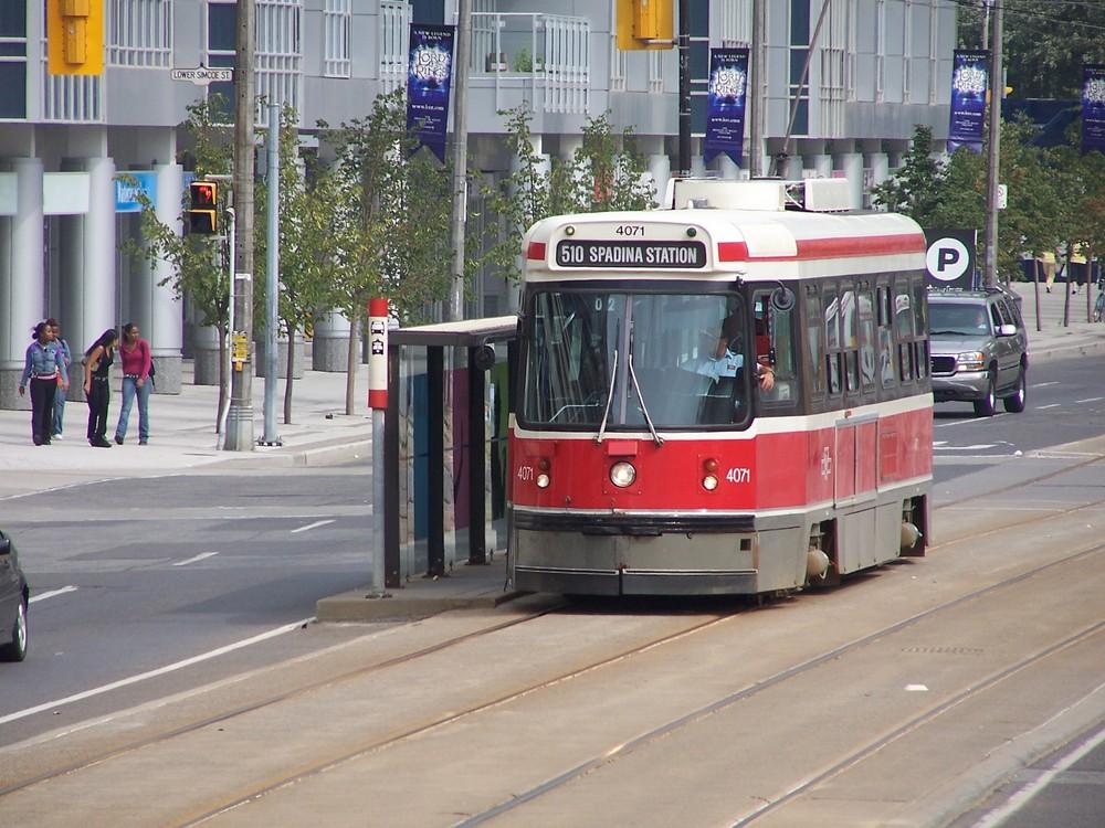 Tranvía de la Ciudad de Toronto