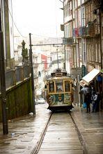 Tranvía Oporto
