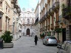 Trapani-Der ruhige Altstadt....