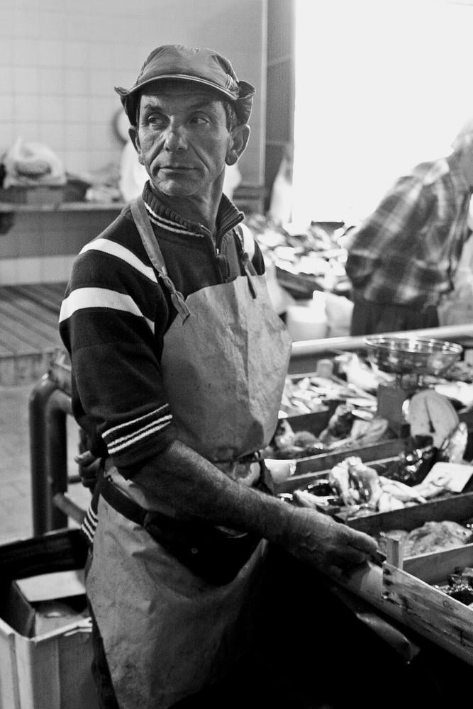 Trapani, Mercato del Pesce