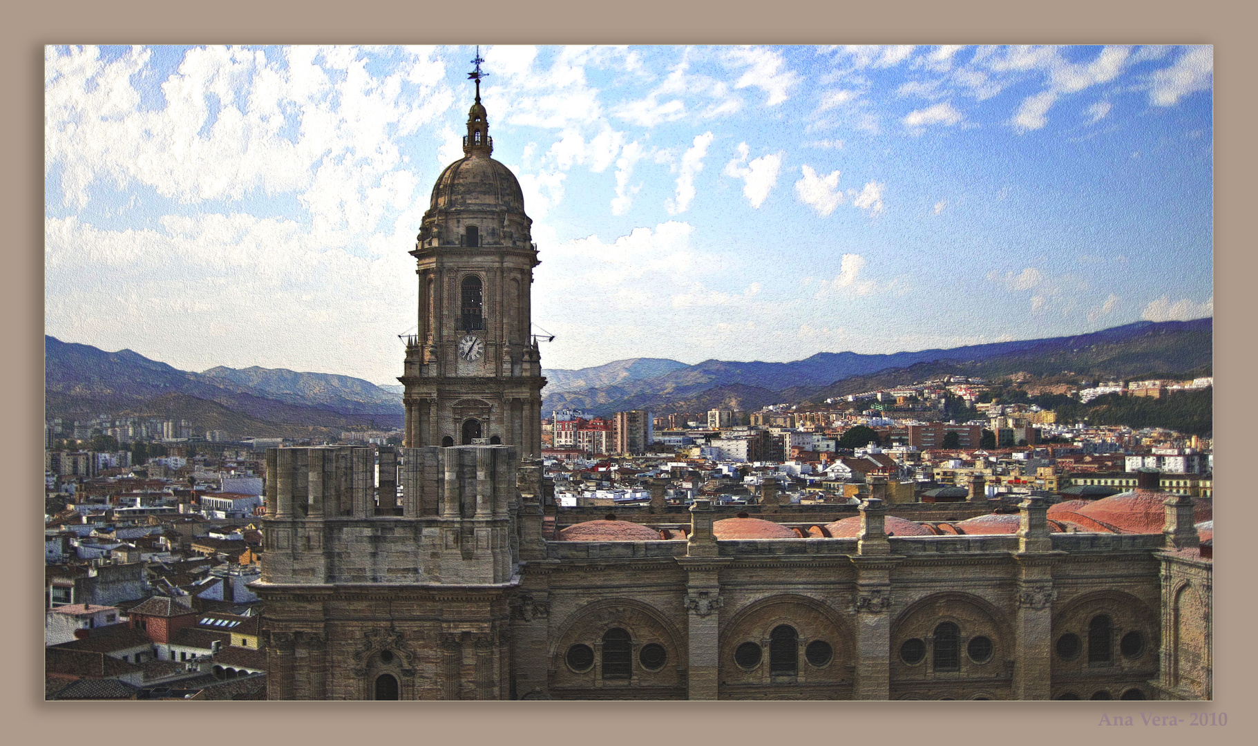 Tras la Catedral (Málaga)