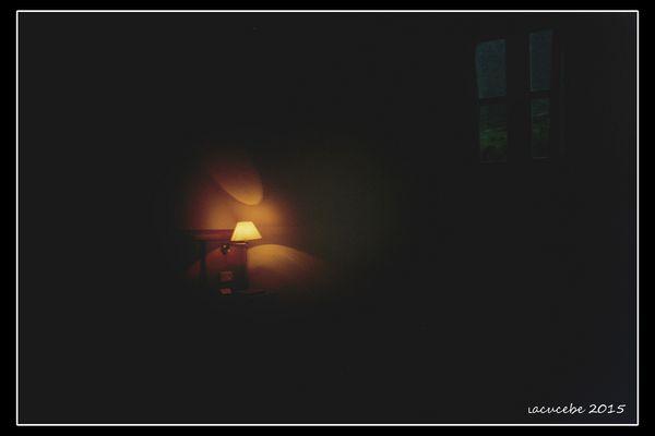 Tras la ventana: la noche