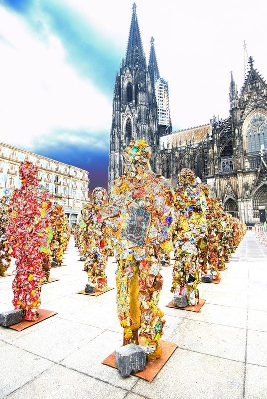 Trash People Köln