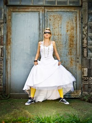 °°trash the dress°°