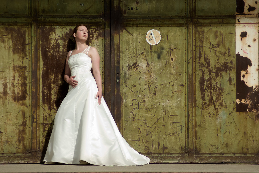 Trash the Dress Wedding IV