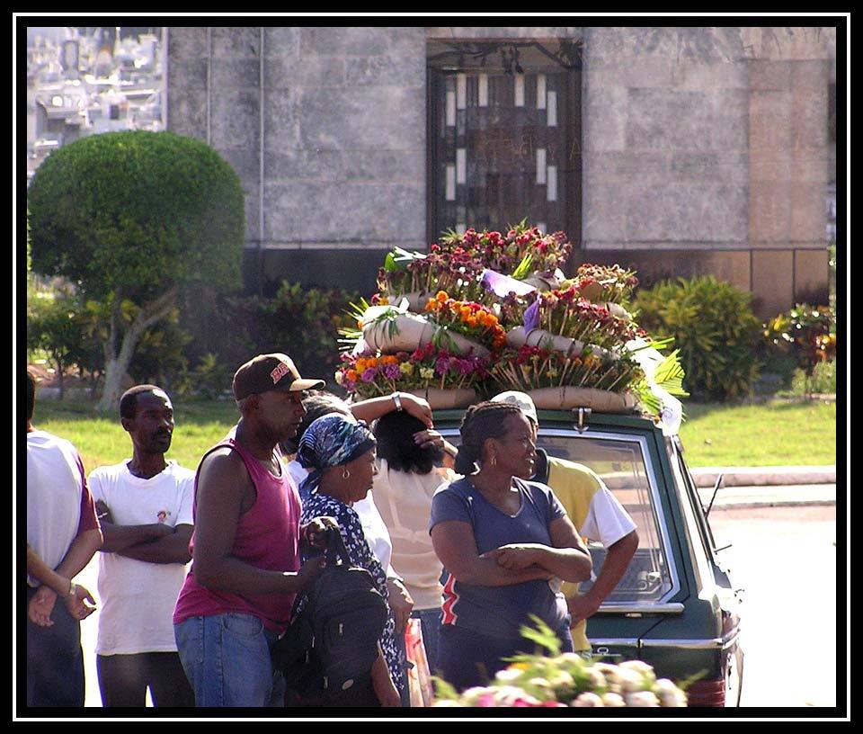Trauer in Havanna
