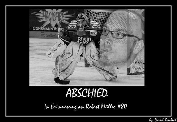 Trauer um Robert Müller #80
