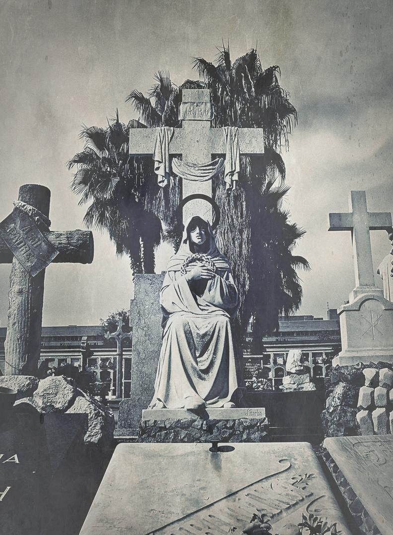 Trauer unter Palmen