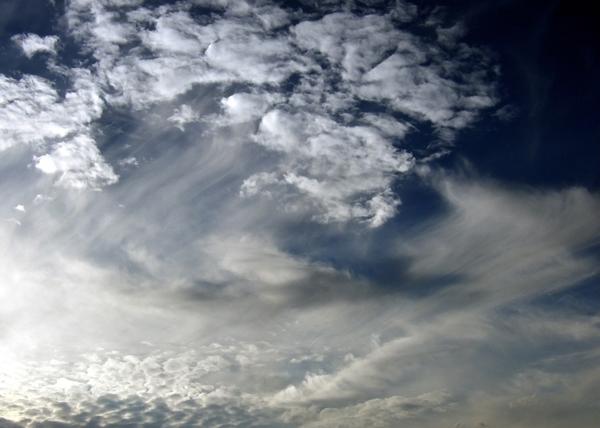 Traum auf dem Himmel
