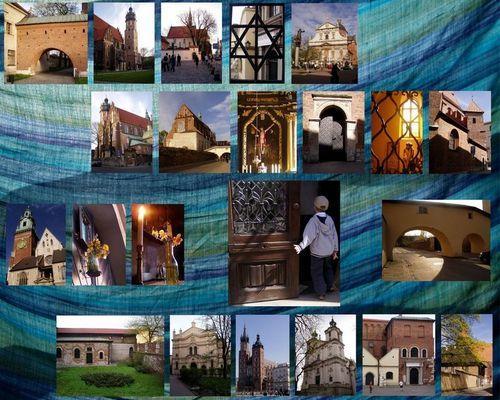 Traum über Krakow 1