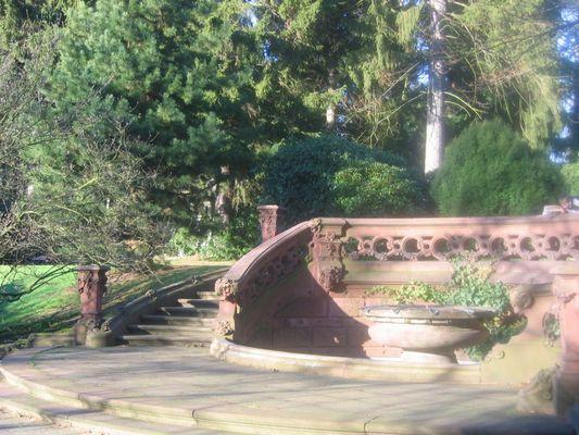 Traumhafte Erinnerungen an den Cordes-Brunnen