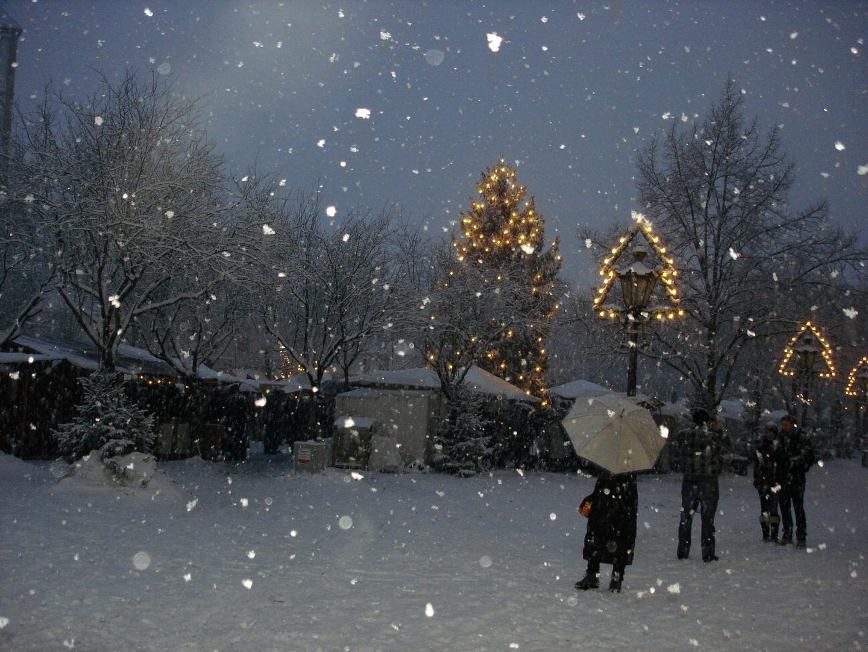 Traumhafter Weihnachtsmarkt